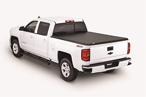 Tonno Pro Tonno Fold 42-113 TRI-FOLD Truck Bed Tonneau Cover 2014-2018 Chevrolet Silverado/GMC Sierra 1500, 2015-2018 Silverado 2500, 3500 / GMC Sierra 2500 HD, 3500 | Fits 8' Bed
