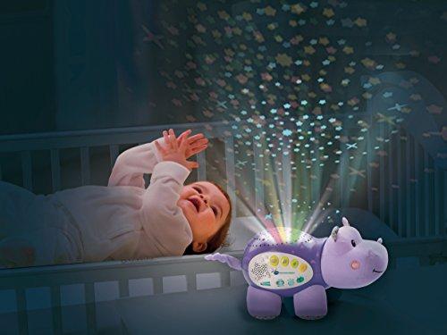 VTech Baby 80-180904 – Spieluhr – Sternenlicht Nilpferd - 4