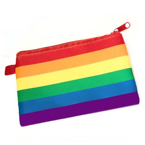 Gay Rainbow Sisters Coin Purse Rainbow