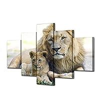 5HDプリント絵画キャンバスプリントルームデコレーションプリントポスター写真