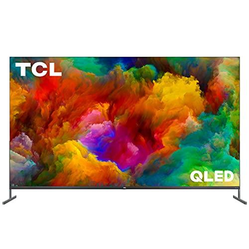 "TCL 85"" Class 4K UHD Dolby Vision HDR QLED Roku Smart TV - 85R745"