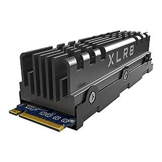 PNY XLR8 CS3040 M.2 NVMe Gen4 x4 SSD Interne avec Heatsink 2To, Vitesse de Lecture jusqu'à 5600 Mo/s, Vitesse d'Ecriture jusqu'à 4300 Mo/s (B08KHCSQB3)   Amazon price tracker / tracking, Amazon price history charts, Amazon price watches, Amazon price drop alerts