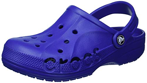 Crocs Unisex-Erwachsene Baya' Clogs, Blau (Cerulean Blue), 36/37 EU