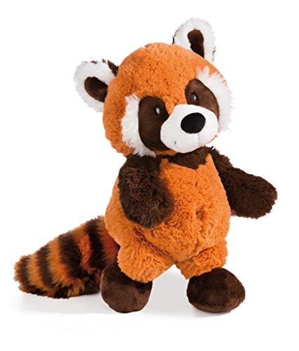 NICI 42288 Wild Friends Kuscheltier Roter Panda Red Rod, 20 cm, Hellbraun/braun, ca
