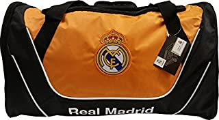 Real Madrid FC Soccer Core Structured Duffle Bag by Rhinox