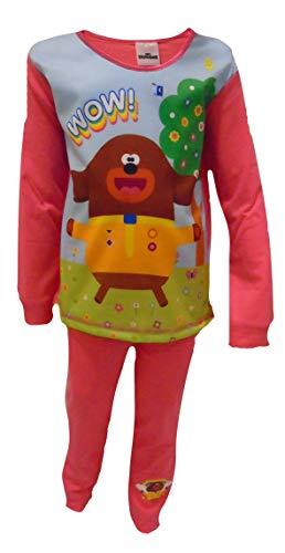 Pijama de niña de Hey Duggee Wow! 4-5 años