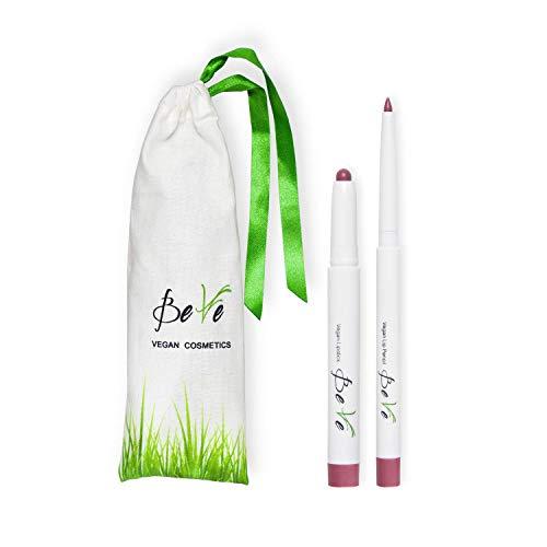 BeVe - Veganer Lippenstift und Lipliner