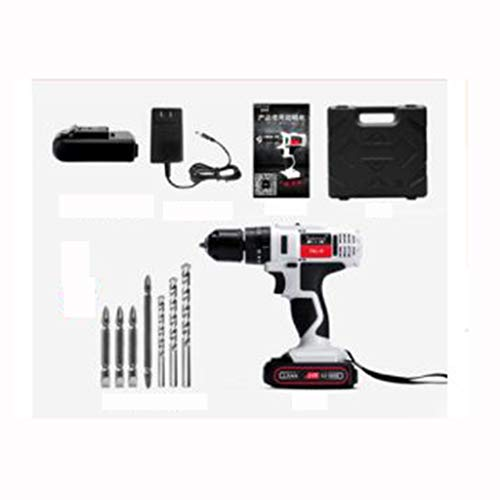 Fantastic Prices! 24V Electric Screwdriver Tool Home Multi-function Electric Turn Impact Lithium Ele...