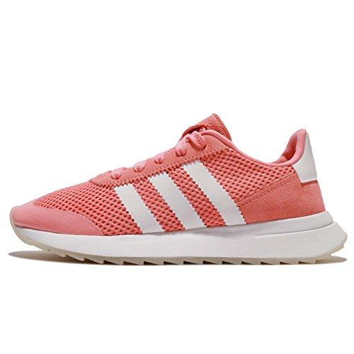 adidas Damen Flashback Sneaker, Pink (rosa/weiß rosa/weiß), 40 EU