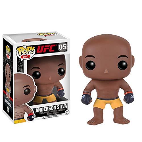 CJH UFC-Anderson Silva POP-Abbildung Modell-Dekorationen verziert Sammlung
