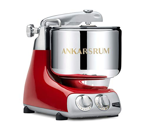 Ankarsrum 6230 RD Original 6230-Red Assistent Original-AKM6230 Kitchen Machine-Red (R), Aluminium, 7 liters, rot