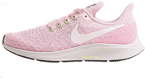 Nike Air Zoom Pegasus 35 (GS), Zapatillas de Atletismo Mujer, Multicolor (Pink Foam/White/Pink Rise/Anthracite 600), 36.5 EU