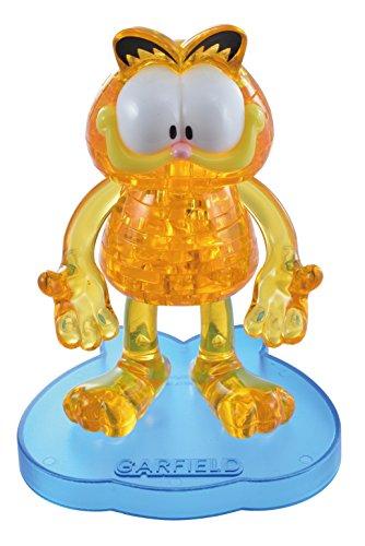 Crystal puzzle Garfield 3D Puzzle 34 pieces
