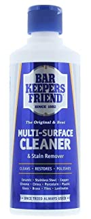 Bar Keepers Friend Multi Surface Household Cleaner & Stain Remover Powder 250g (B00BLKGJ2G) | Amazon price tracker / tracking, Amazon price history charts, Amazon price watches, Amazon price drop alerts