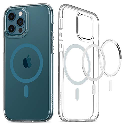 Spigen Ultra Hybrid Mag Designed for iPhone 12 Pro Max Case (2020) - Pacific Blue