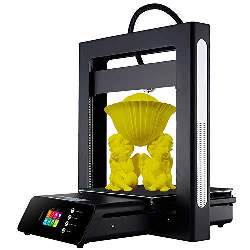 Z.L.FFLZ Imprimante 3D Imprimante A5S 3D Mise à Niveau avec Une Alimentation certifiée UL et Impression avec la Taille 305 * 305 * 320mm de la Construction de la Carte SD