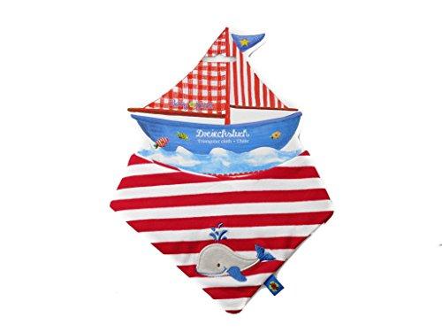 Bébé charmes Chiffon Triangulaire, modèle # 13218