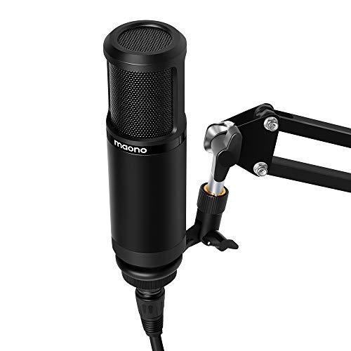MAONO AU-PM320 Professional Cardioid Vocal Studio Recording Mic