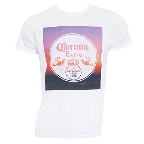 Corona Extra La Puesta del Sol Camiseta X-Large