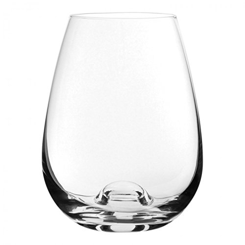 Utopia L4245–0200 Solutions Verre à vin, 11 g, 33 cl, Blanc (lot de 6)
