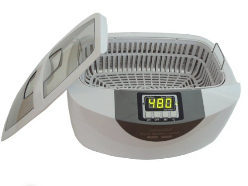 iSonic Professional Grade Ultrasonic Cleaner P4820-WPB with...