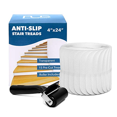 FUS FIRST YOUR SAFETY Stair Treads Non-Slip Strips