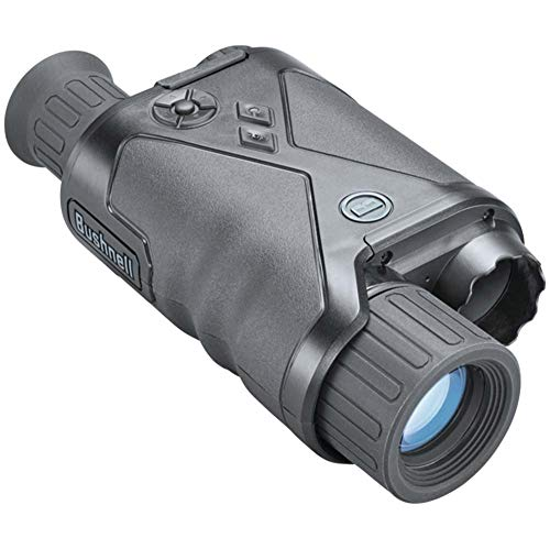 Bushnell Unisex-Adult Equinox Night Vision monocular, Black, 3x30