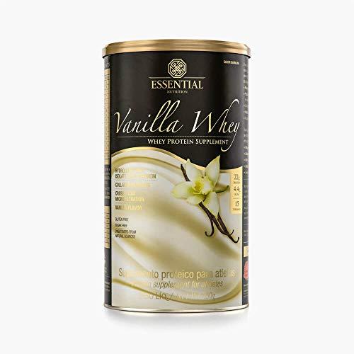 Vanilla Whey - 450G - Essential Nutrition, Essential Nutrition
