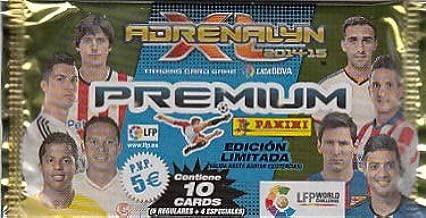 Adrenalyn XL Caja de 20 Sobres Premium Liga 2.014 2.015 de panini ...