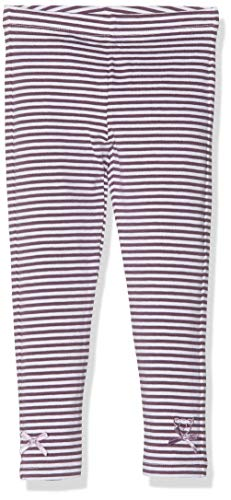 Steiff Baby - Mädchen Leggings , Weiß (BRIGHT WHITE 1000) , 86 (Herstellergröße:86)