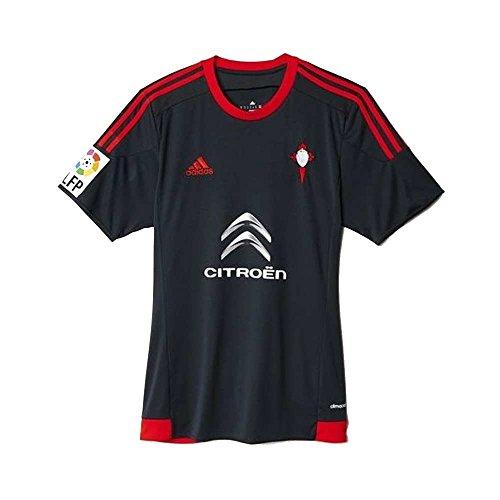 adidas Celta Away JSY - Camiseta para Hombre, Color Gris/Rojo, Talla 2XL