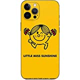Skinit Decal Phone Skin Compatible with iPhone 12 Pro Max - Officially Licensed Sanrio Little Miss Sunshine Design