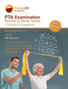 PTA Examination Review and Study Guide (5th Edition)