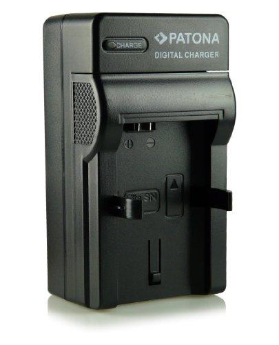 Patona® NP-FW50 - Cargador para Sony NEX-3, NEX-3A, NEX-3D, NEX-3K, NEX-5, NEX-5A, NEX-5D, NEX-5H, NEX-5K, NEX-6, NEX-7, Sony Alpha 33 (SLT-A33), 37 (SLT-A37), 55 (SLT-A55), etc.