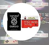 128G RetroPie 90.000+ Juegos Tarjeta MicroSD para Raspberry Pi 2, 3 y...