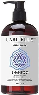 Laritelle Organic Unscented Shampoo Herbal Magic 17.5 oz