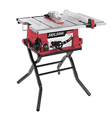SKIL 3410-02 10-Inch Table Saw with Folding Stand from Chervon- SKIL