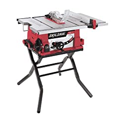 SKIL 3410-02 10-Inch Table Saw with Folding Stand Review 1