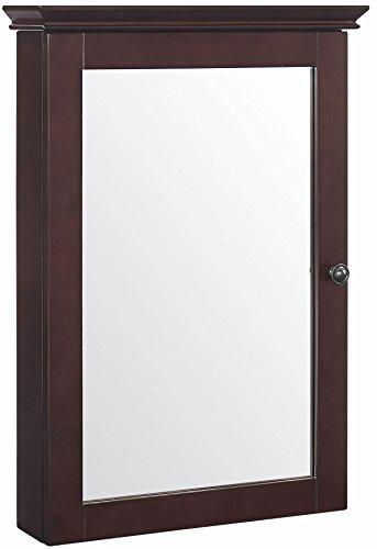 Crosley Furniture Bathroom Cabinet, Espresso