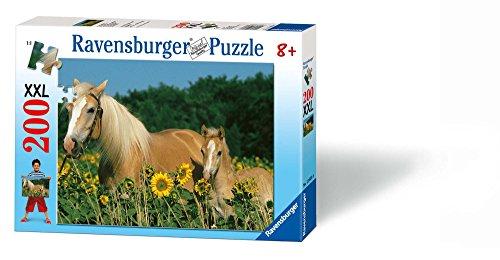 Ravensburger Kinderpuzzle 12628 - Pferdeglück - 200 Teile