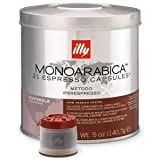 illy Iperespresso Monoarabica Guatemala Coffee Capsules, Pack of 21