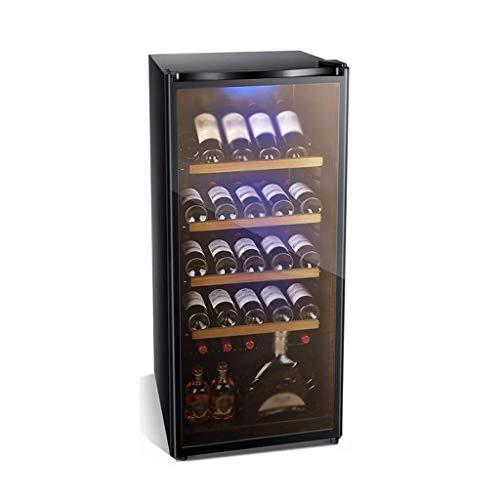 Grandi frigoriferi for Camera da letto, bevande Frigorifero e Cooler - 215L, 40DB, Drink frigorifero con porta in vetro, Grande bevanda frigorifero del dispositivo di raffreddamento for i vini Collect