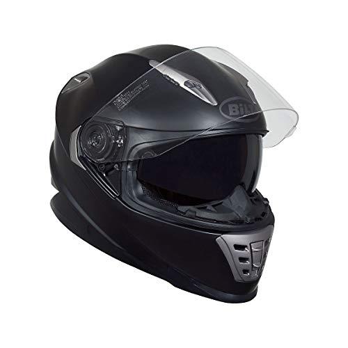 BiLT Raptor Men's Helmet, Matte Black, XS