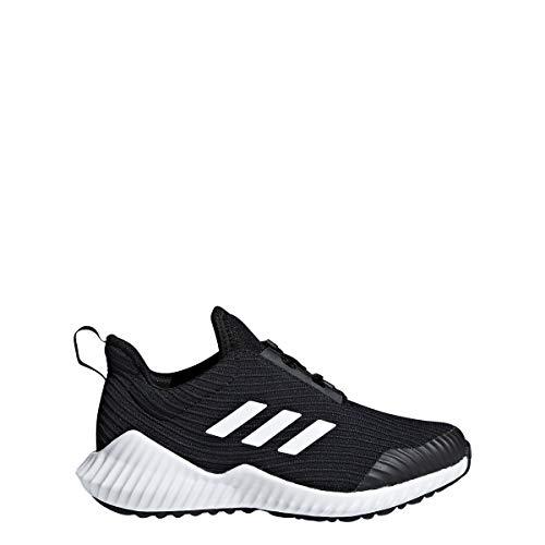 adidas Fortarun - Zapatillas de Correr para niños, Negro (Negro/Blanco), 33 EU