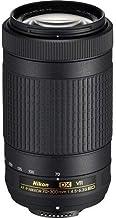 Nikon AF-P DX NIKKOR 70-300mm f/4.5-6.3G ED VR Lens for...