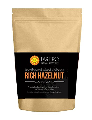 Tariero's Decaf Rich Hazelnut Coffee 100g Medium Grind