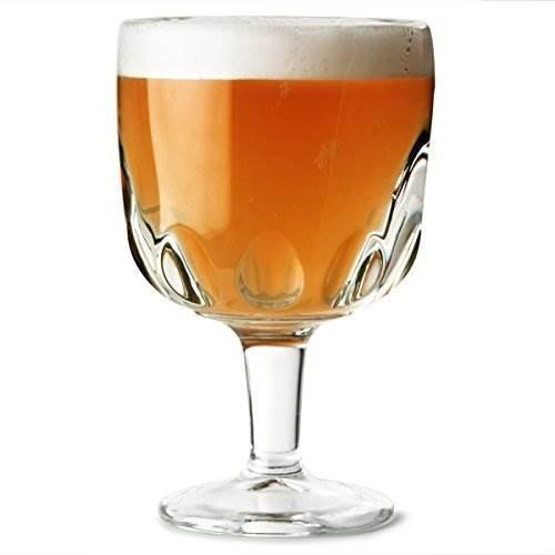 Ale belga copas (, Libbey copas de cerveza, tallo vaso de cerveza 10oz/296ml