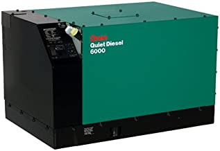 Cummins Onan 8 HDKAU/41934 - Commerical Mobile generator set Quiet Diesel Series QD 6000/7500/8000