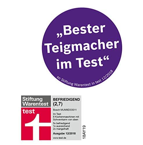 Bosch MUM9D33S11 Optimum - 5