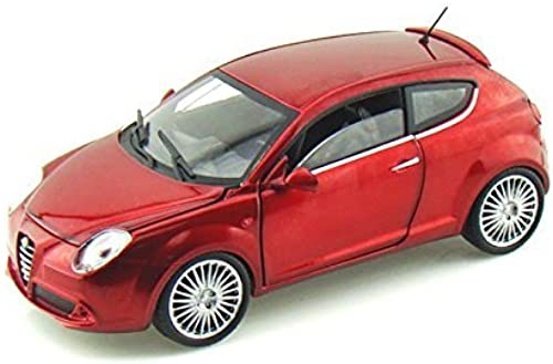 Alfa Romeo Mito 1 24 Metallic rouge by Collectable Diecast